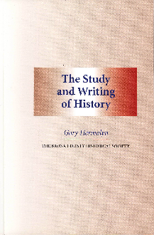The Study and Writing of History