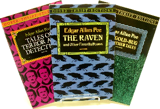 Edgar Allan Poe Dover Book Series